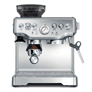 Breville Barista Express Programmable Semi-Automatic Espresso Machine