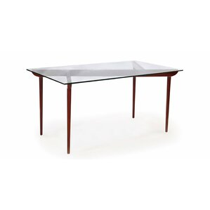 Deco Timber Dining Table by Kardiel