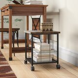 Marguez Vertical Filing Cabinet by Union Rustic