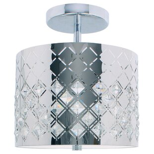 Robena 1-Light Semi-Flush Mount by House of Hampton