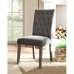 Sioux Upholstered Dining Chair (Set of 2)