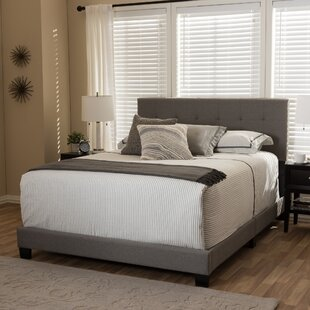 Wholesale Interiors Gianna Upholstered Panel Bed