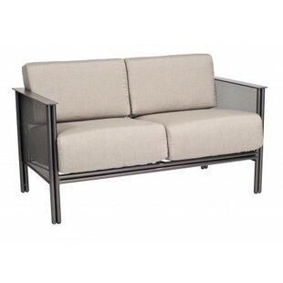 Woodard Jax Loveseat with Cushions