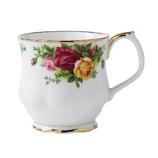 Old Country Roses Mug