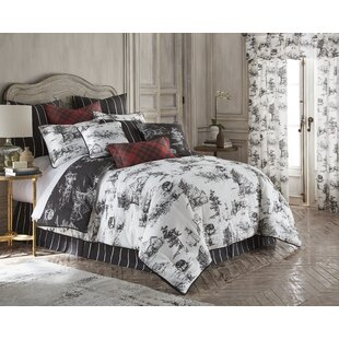 Bergenfield Reversible Comforter Set