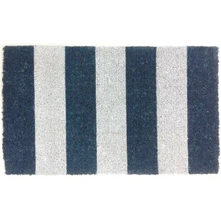 Kiley Cabana Stripes Door Mat