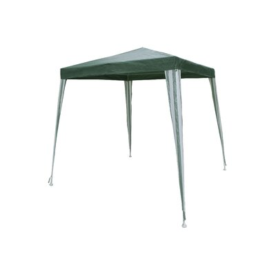 7 Ft. W x 7 Ft. D Metal Pop-Up Canopy ALEKO