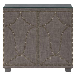 Peasely 2 Door Accent Cabinet