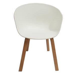 Estepp Solid Wood Dining Chair by George Oliver
