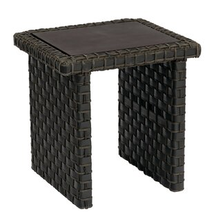 Cooper Woven End Table