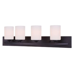 Mercury Row Gorsuch 4-Light Vanity Light