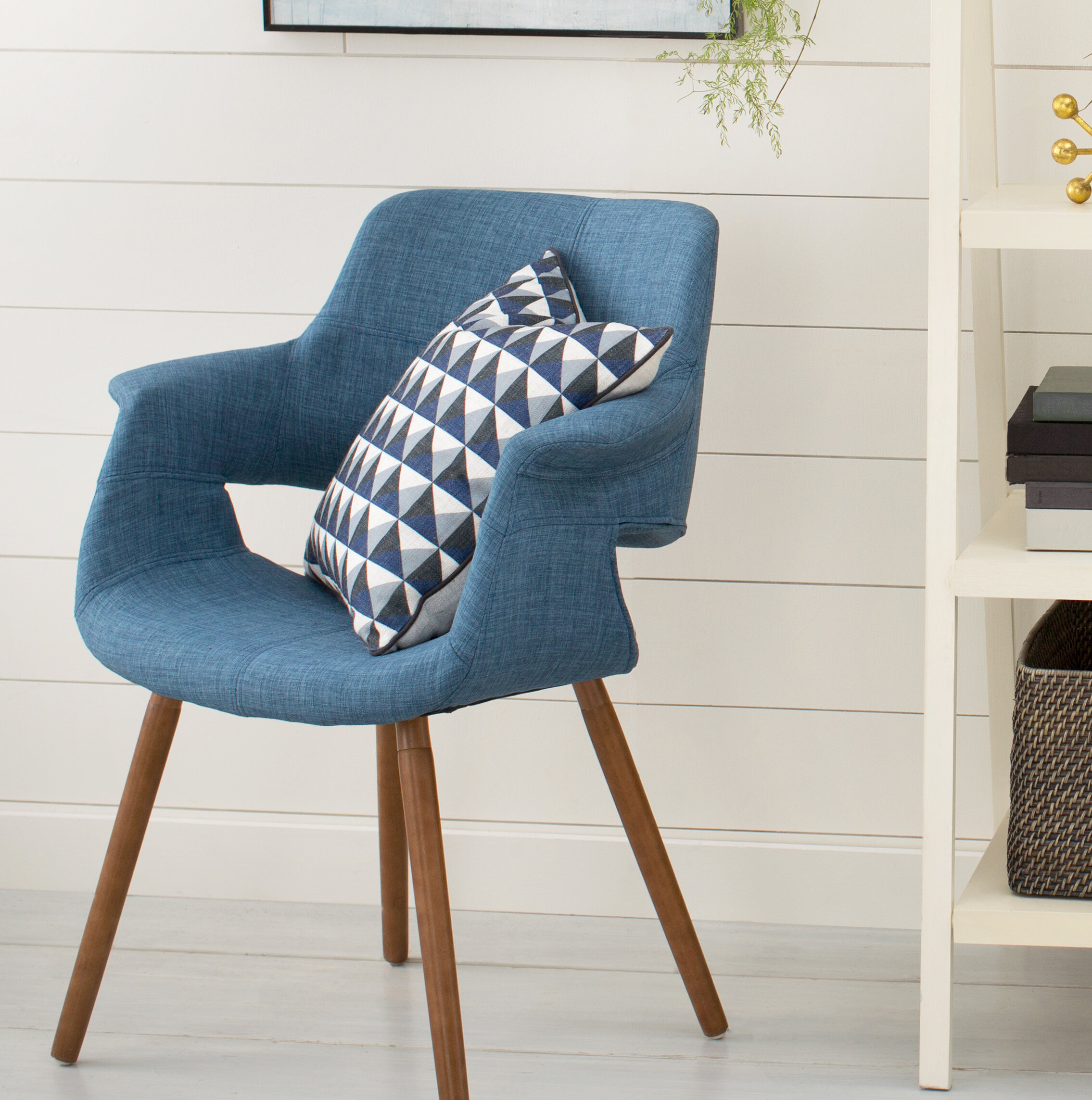 Langley Street Frederick Arm Chair & Reviews   Wayfair