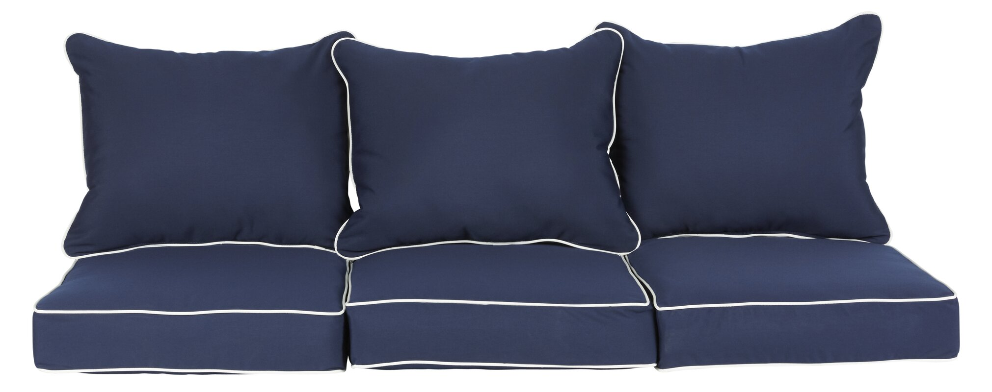 Ginsberg Indoor/Outdoor Sunbrella Sofa Cushion