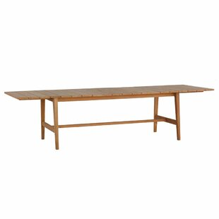 Coast Solid Wood Dining Table by Summer Classics