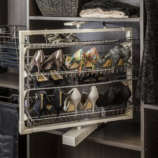 Affordable Price Rotating Shoe Rack By Hardware Resources