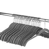 Biller Velvet Non-Slip Standard Hanger for Dress/Shirt/Sweater (Set of 50)