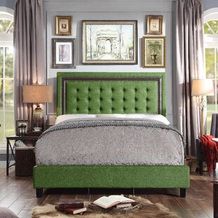 Rawley Upholstered Panel Bed