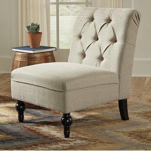 Zain Slipper Chair by Charlton Home