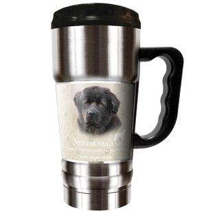 Howard Robinson's Newfoundland 20 oz. Stainless Steel Travel Tumbler