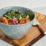 Rachael Ray Kitchenware Melamine 4 qt. Garbage Bowl