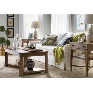Stanley Furniture Wethersfield Estate 4 Piece Coffee Table Set