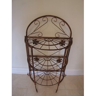 Sundance Iron Baker's Rack by Oaklan..