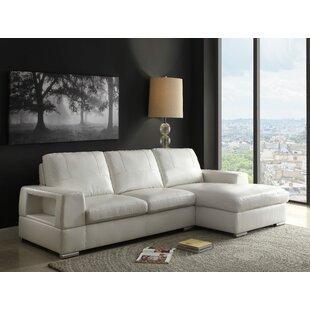 Orren Ellis Novinger Sectional Sofa