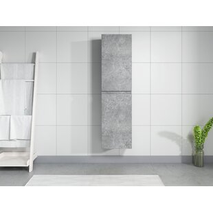 Villela 40cm X 150cm Corner Wall Mounted Cabinet By Belfry Bathroom
