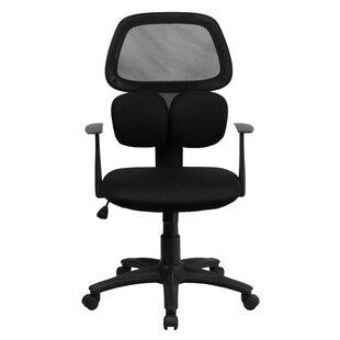 Symple Stuff Woodburn Mesh Desk Chair