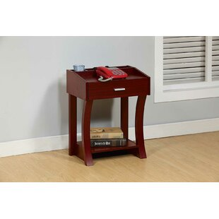 Etzel End Table by Winston Porter