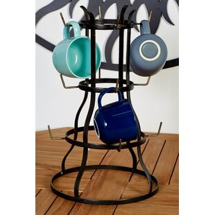 Gracie Oaks Parkton Bell Shaped Mug Tree