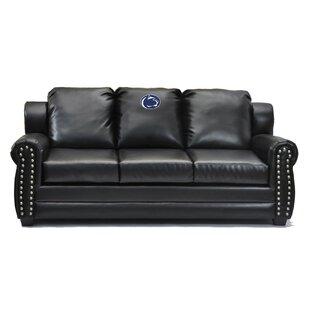 NCAA Coach Leather Sofa ByImperial International