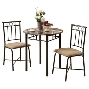 Geneseo 3 Piece Dining Set II by Andov..