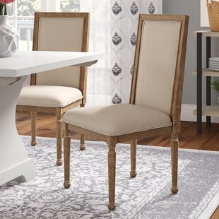 Nuneaton Upholstered Dining Chair (Set of 2)
