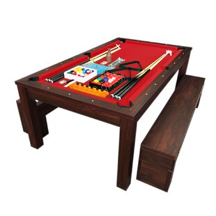 7' Pool Table by Simba USA Inc Comparisont