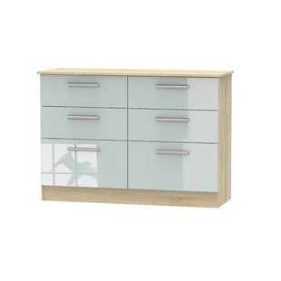 Chesler 6 Drawer Chest By 17 Stories