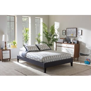 Ebern Designs Newport Upholstered Platform Bed