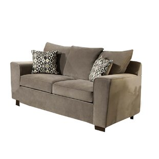 Reviews Scoville Loveseat by Simmons Upholstery by Latitude Run Reviews (2019) & Buyer's Guide