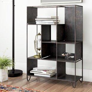Brown Standard Bookcase by Trent Austin Design