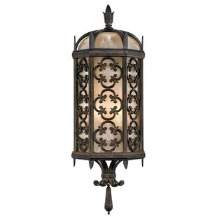 Great Price Costa Del Sol 2-Light Outdoor Flush Mount By Fine Art Lamps
