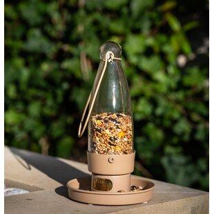 Aiyla Tube Bird Feeder By Sol 72 Outdoor