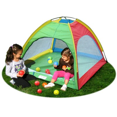 Ball Pit Playhouse Kids Play Tent  sc 1 st  Wayfair & Playhut Megaland Play Tent u0026 Reviews | Wayfair