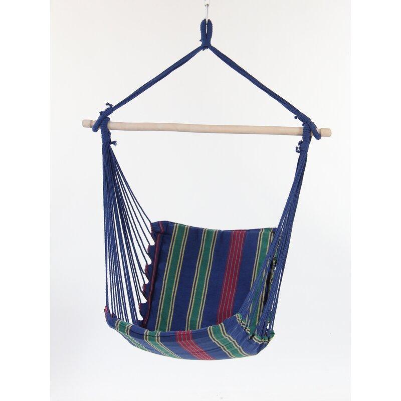 Freeport Park® Wendy Hanging Chair Hammock & Reviews | Wayfair
