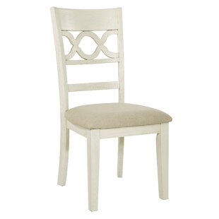Adelina Solid Wood Dining Chair Set of 2