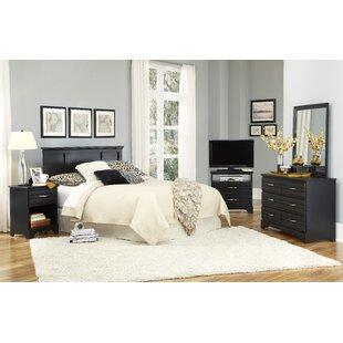 Della Panel Bed