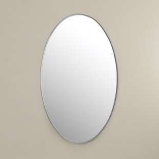 Compare prices Steigerwald Marsham Frameless Marisol Wall Mirror By Charlton Home