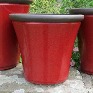 Canady Stone Plant Pot By Brambly Cottage