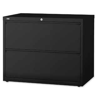 2-Drawer Files Lateral Filing Cabinet