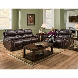 Red Barrel Studio Carolina Reclining Configurable Living Room Set
