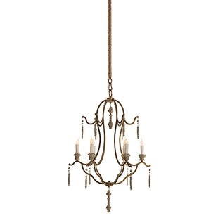 Marisol 6-Light Chandelier..